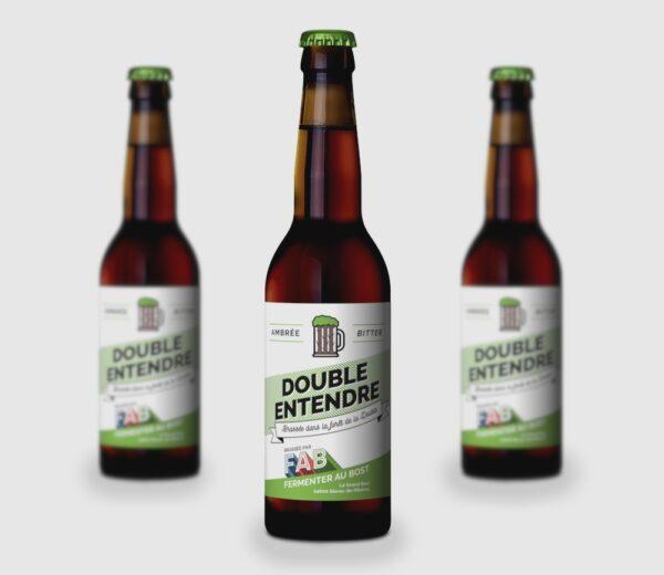 FAB - Bière Double Entendre
